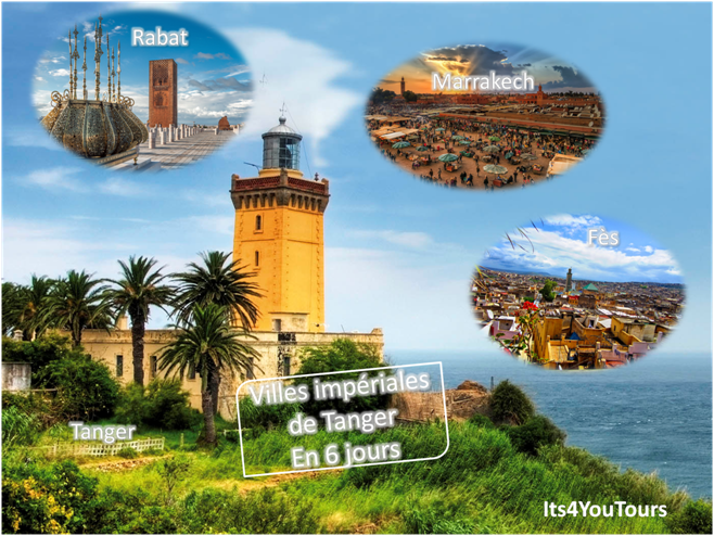 Circuit des Villes Impériales de Tanger - 6 jours - bis