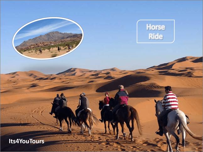 Horse ride Agadir