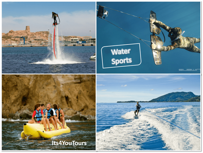Water sports activities Agadir