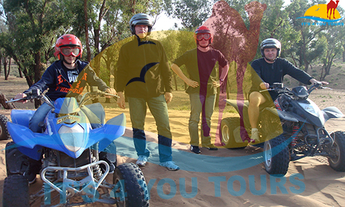 Quad ride Agadir