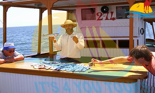 Boat trip Agadir