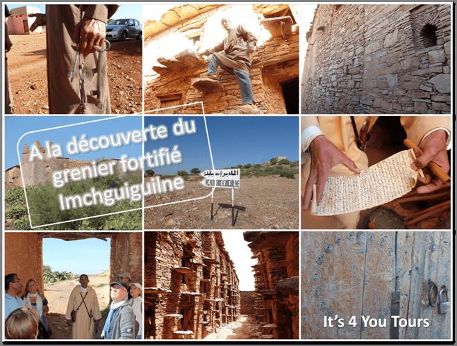 Grenier fortifié Imchguiguilne