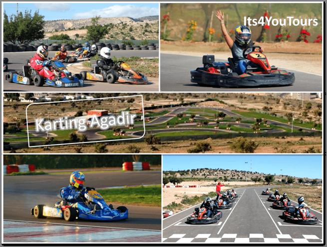 Karting Agadir