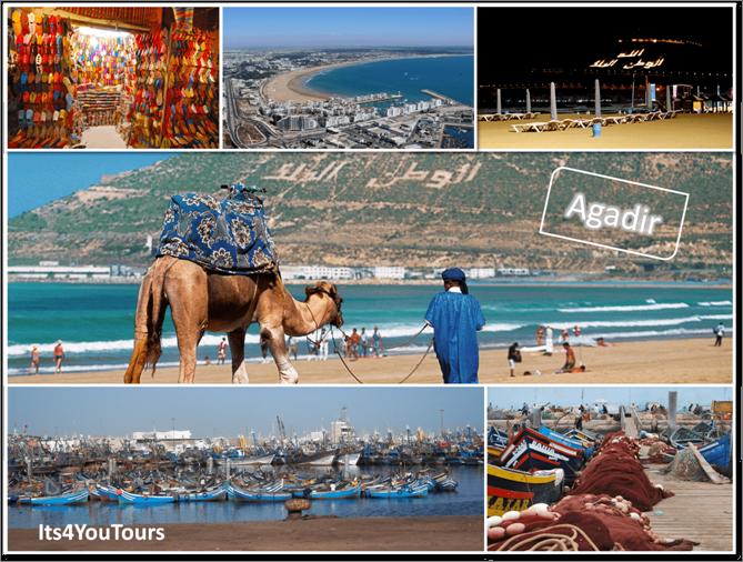 Visite d'Agadir - demi-journée