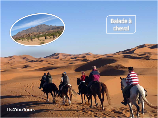 Excursion balade � cheval Agadir