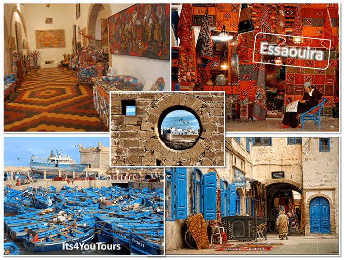 Excursion Essaouira dite Mogador