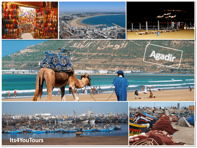 Half Day tour in Agadir