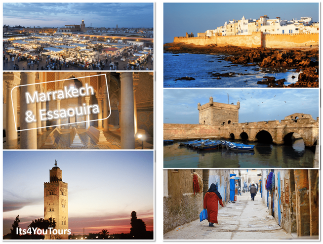 Excursion Marrakech & Essaouira 2 days