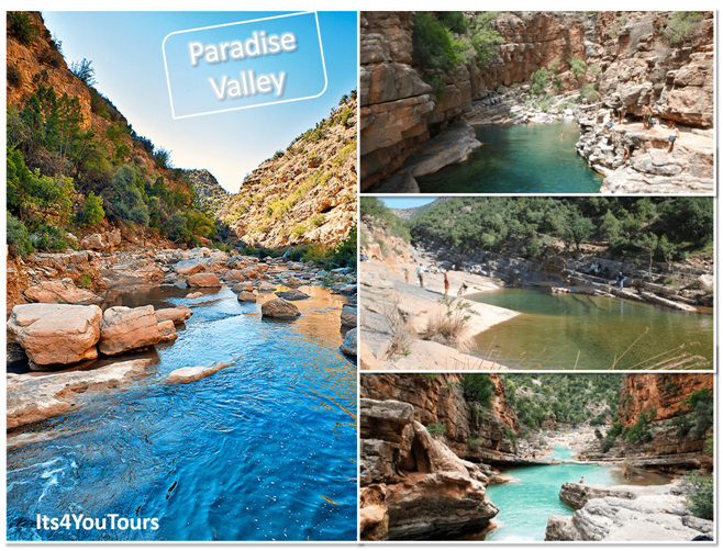 Half day visit of Paradise Valley Agadir