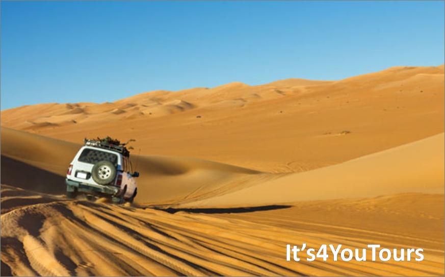 Profitez du calme du Désert au départ d'Agadir