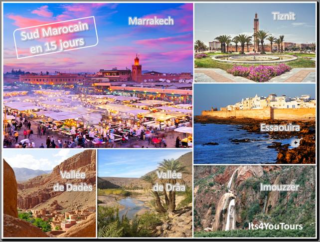 Grand tour du Sud Marocain en 4X4 - 15 jours au départ de Marrakech