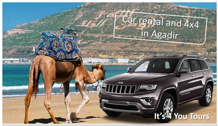 Rent Car and 4x4 - Agadir