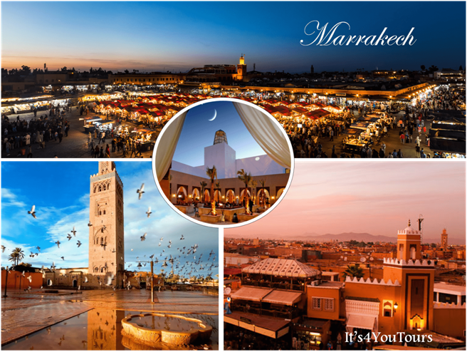 Excursion visite Marrakech