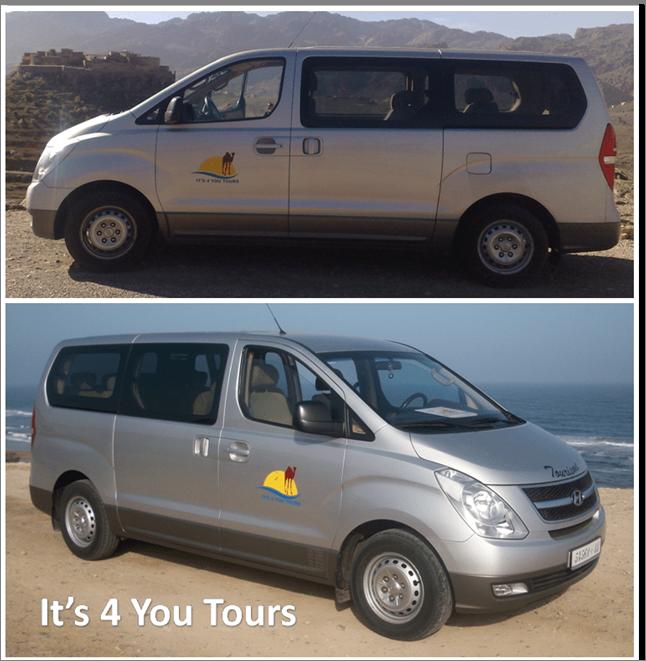 Location minibus Agadir 8 places