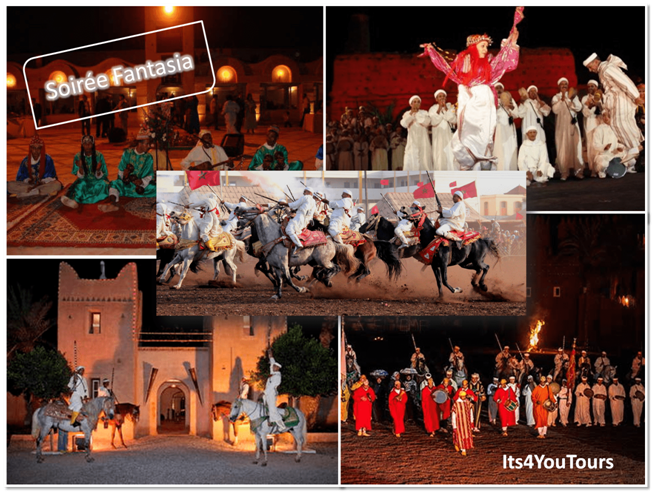 Soir�e Fantasia Agadir