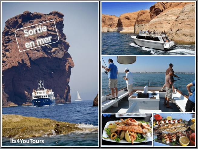 Excursion sortie pêche en mer Agadir