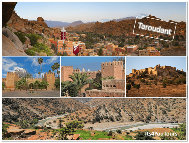 Excursion visite Taroudant