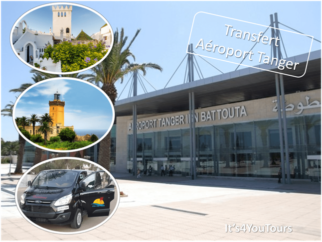 Taxi a�roport Tanger