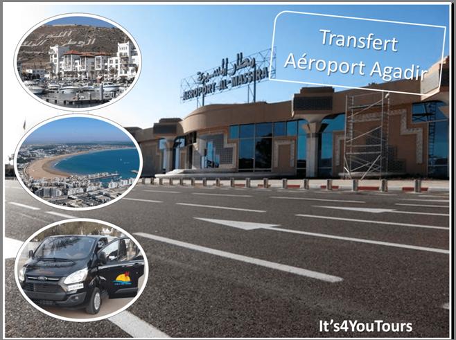 Transferts Agadir aéroport