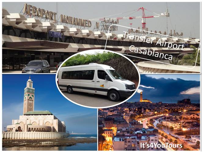 Airport Casablanca transfers