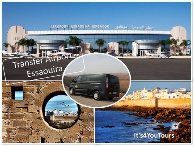 Airport Essaouira transfers