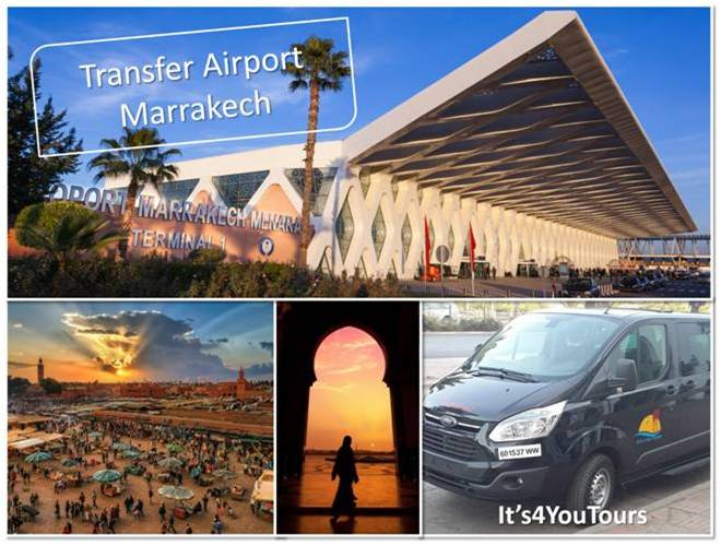 Airport Marrakech transfers