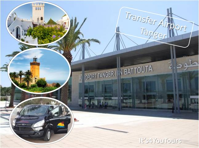 Airport Tangier transfers