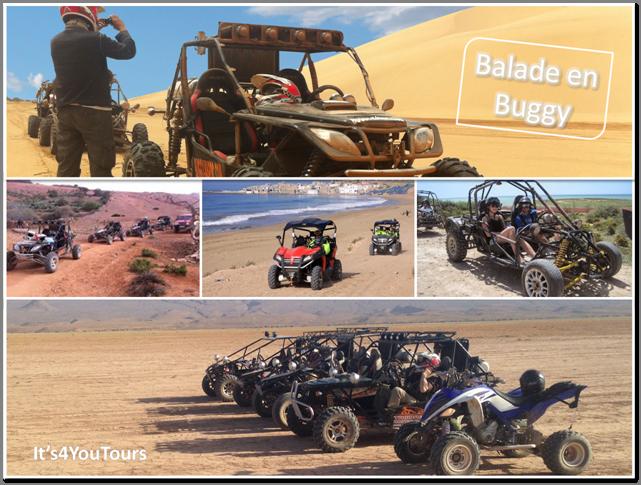 Balade en buggy à Agadir