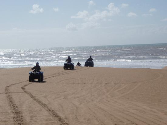 Circuit Quad buggy en Atlantique Essaouira 3 jours