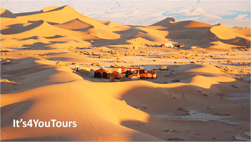 Desert Relax Experience from Agadir