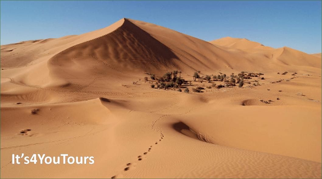 Le désert magique au départ d'Agadir