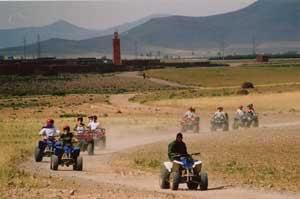 Excursion Quad buggy Palmeraie et Désert Marrakech