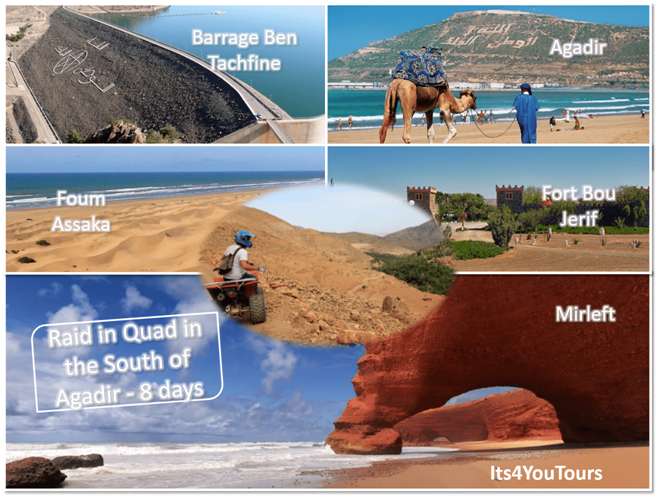 Quad and Buggy Ride in Agadir - 8 days