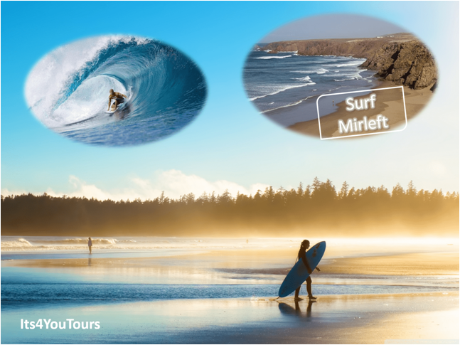 Stay Surfing to Mirleft in Morocco
