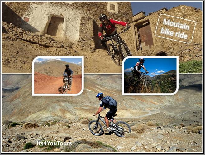Bike ride Agadir