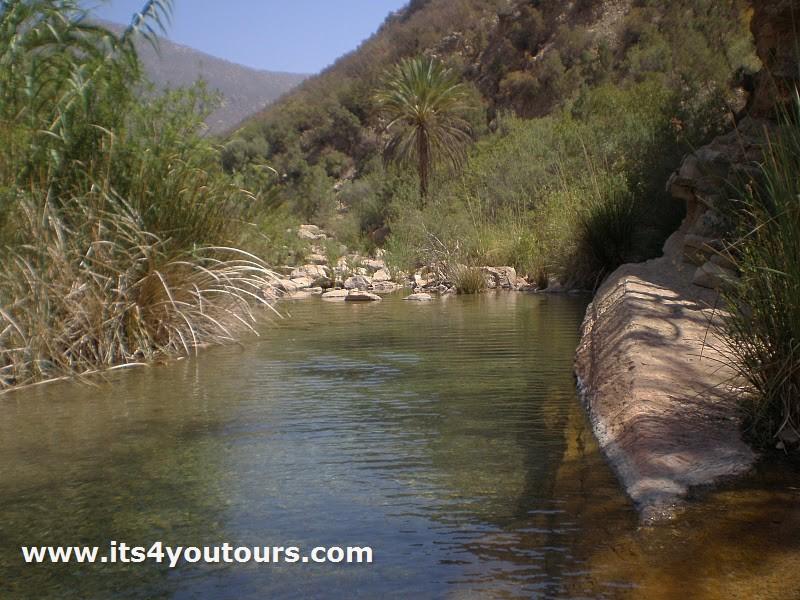 Demi-jour visite Vallée du Paradis Agadir