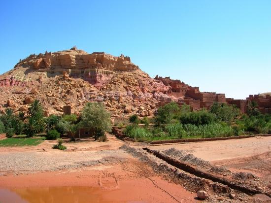 Désert & Les vallées 03 jours au départ d'Agadir