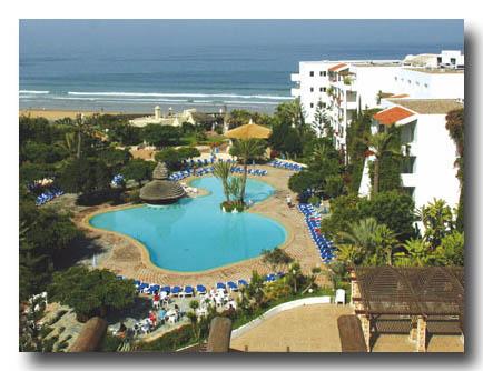 Htel Atlas Amadil, Agadir - Easyvoyage