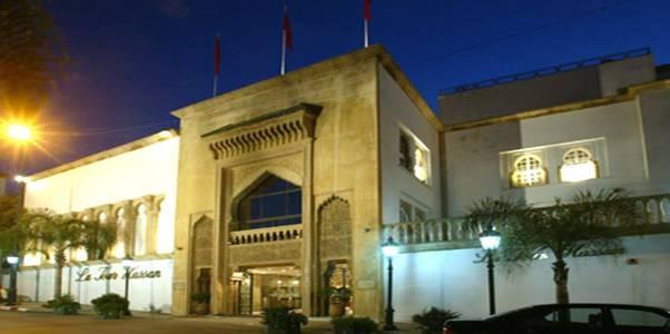 La Tour Hassan Hotel Contact