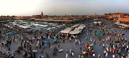 Excursion Marrakech & Essaouira en 2 jours