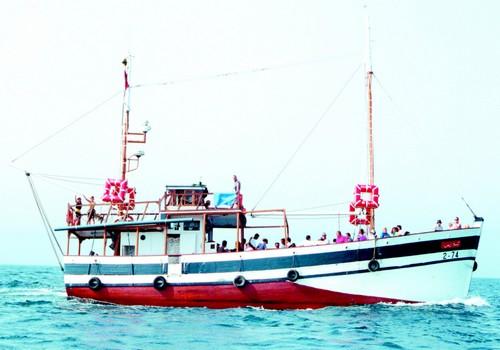 Excursion sortie en mer Agadir