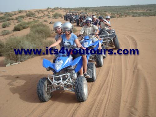 Quad & Buggy à Agadir Maroc (demi-jour)