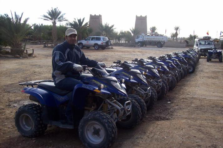 Circuit Quad Agadir en 3 jours